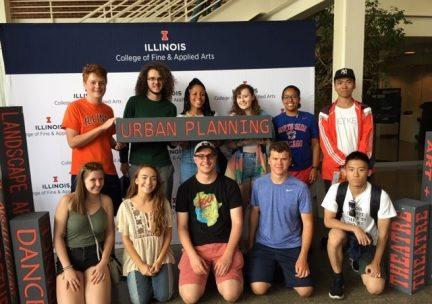 urban and regional planning freshmen 2019