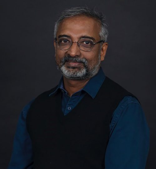 Photo of Balakrishnan R. Balachandran