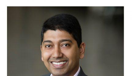 A professional photo of Dr. Arnab Chakraborty