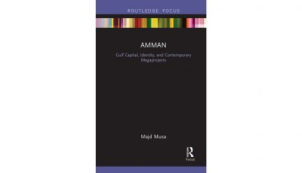 cover of Amman by Majd Musa