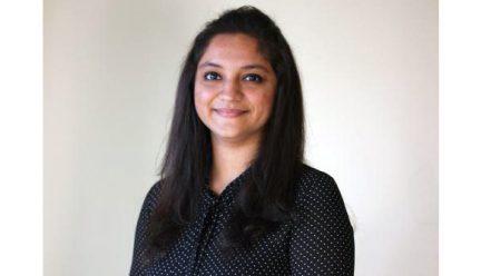 head shot of Meghna Majethiya