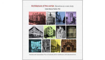 cover of L'Arquitectura de la cantonada: Barcelona com a cas d'estudi