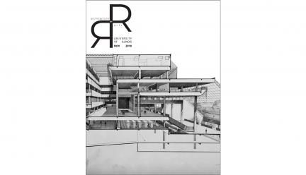 black and white cover of the Ricker Report