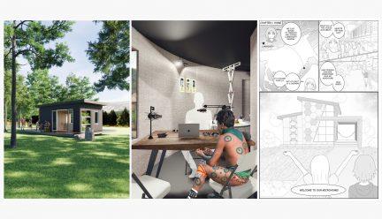 plans by Eric Weber, Somesh Tripathi, and Jennifer Emmert