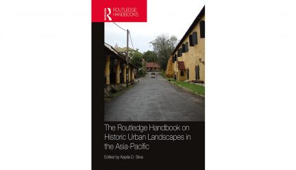 cover of The Routledge Handbook on Historic Landscapes in the Asia-Pacific