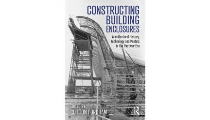 cover of Constructing Building Enclosures