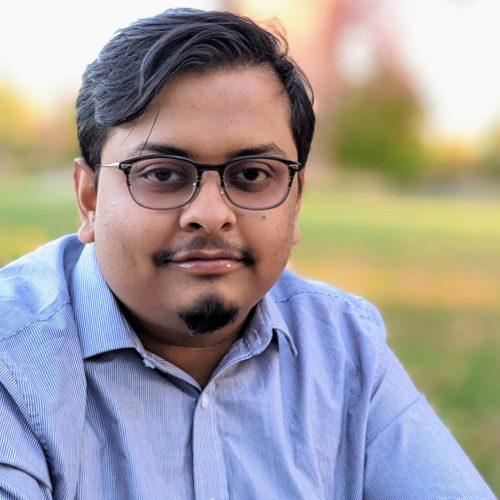 Headshot of Soumya Dasgupta