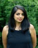 Headshot of Aneesha Dharwadker
