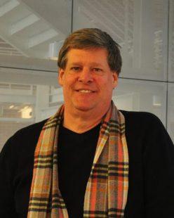 Headshot of Kevin Hinders