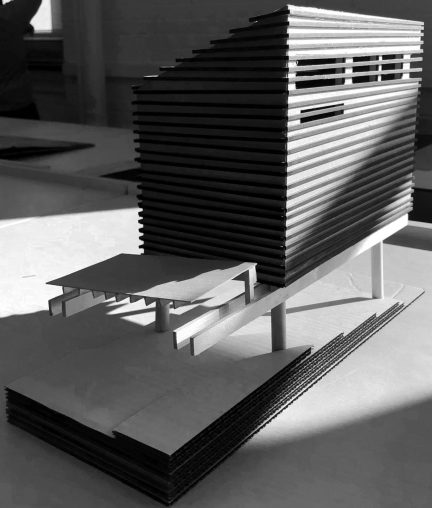 Section detail model