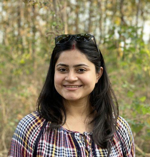 Headshot of Bhaswati Mukherjee