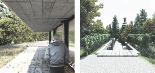Views of design in the landscape
