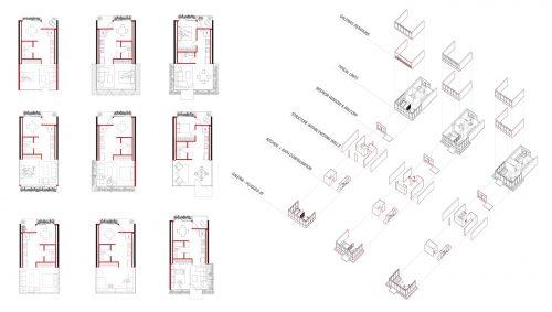 Modular unit options