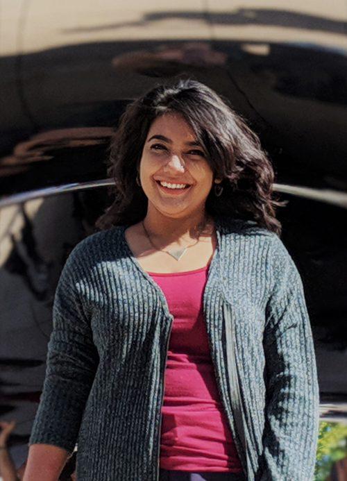 Headshot of Aparajita Santra