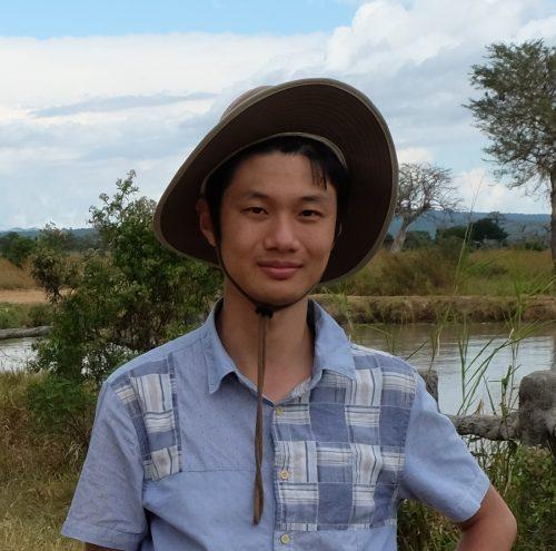 Headshot of Le Zhang