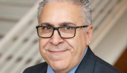 head shot of Abbas Aminmansour