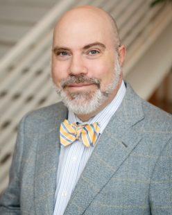 Headshot of Benjamin Bross