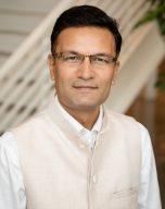 Headshot of Dr. Krishnan