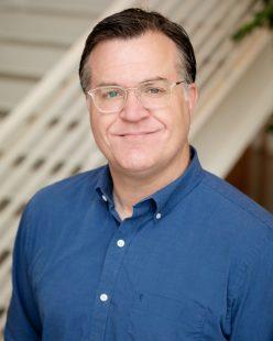 Headshot of Prof. Murray