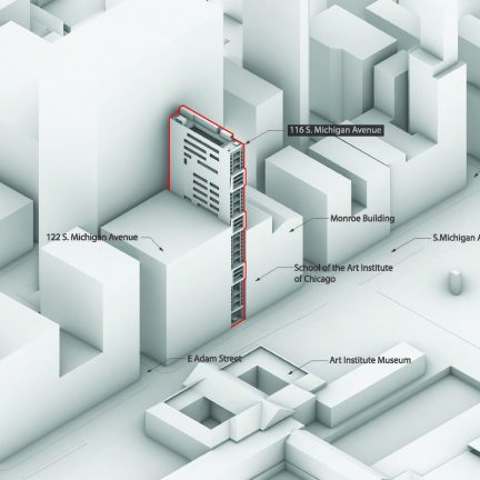 aerial axon of site