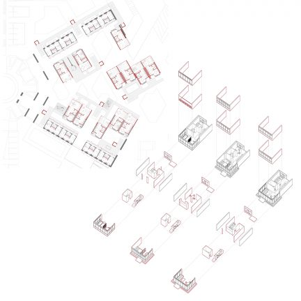 plan and axon diagrams