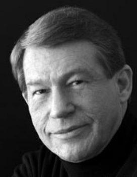 black and white headshot of david hansen