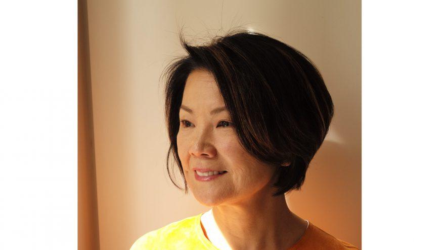headshot of toshiko mori