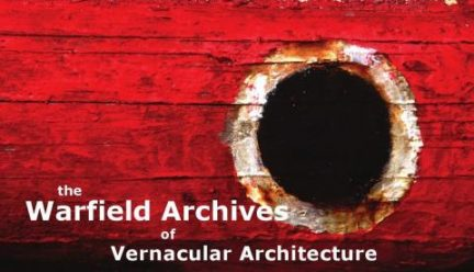 Warfield Archives of Vernacular Architecture logo