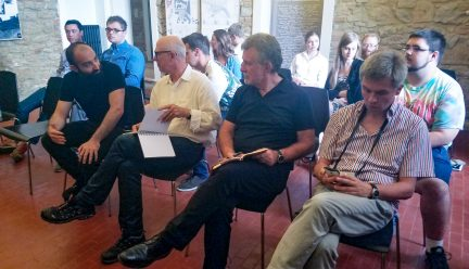 participants of the Volterra International Design Workshop
