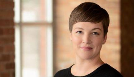 head shot of Trina Sandschafer