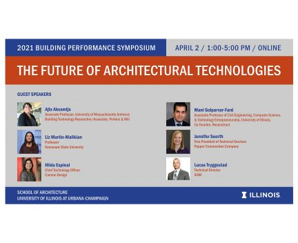 Building Performance Symposium: The Future of Architectural Technologiesposter