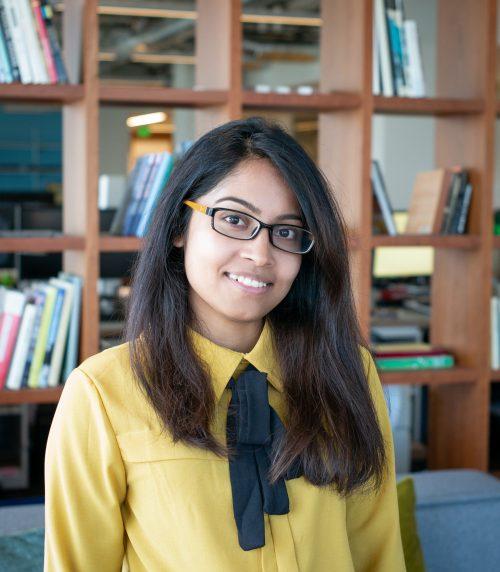 Headshot of Manal Anis