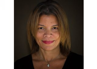 head shot of Dina Griffin