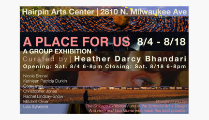 A Place for Us poster