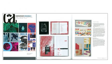Pages from Communication Arts