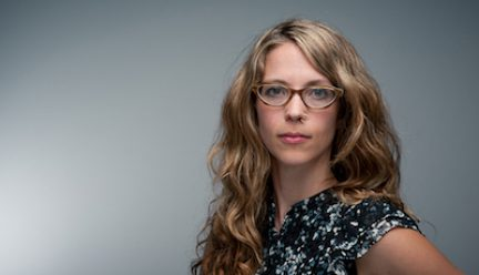 Head shot of Allison Rowe