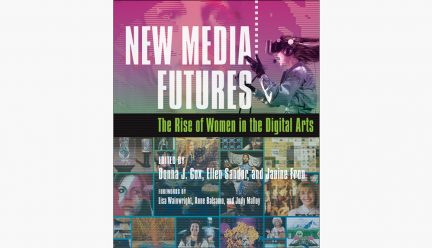 Cover of New Media Futures