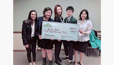 Cheyenne Lam, Pragya Maheshwari, Lina Ruan, Qi Fu, and Yao Xiao