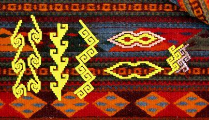 Weaving by Alejandra Carrillo-Estrada
