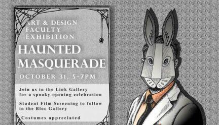 Haunted Masquerade graphic
