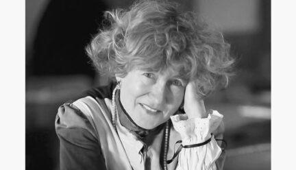 Head shot of Barbara Polla