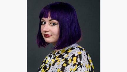 Head shot of Angela Washko