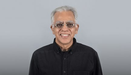 Head shot of Suresh Sethi