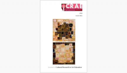 Cover of Journal of Cultural Research in Art Education