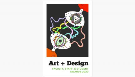 Art & Design Awards brochure cover