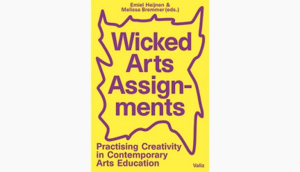 Cover of Wicked Arts Assignments