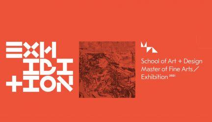MFA 2021 Exhibition graphic