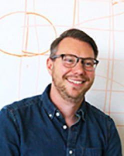 Portrait of Eric Benson