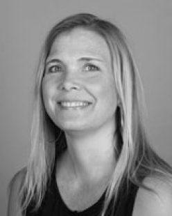 Portrait of Jennifer Bergmark