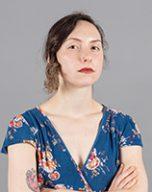 Portrait of Rachel Fein Smolinksi